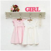 Платье для девочки ТМ Фламинго, стрейч-кулир (артикул 902-416)