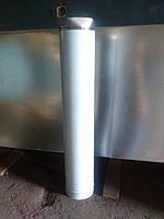 Труба из нержавейки дымоходная AISI 304 0.5 mm Ø 140