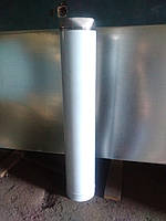 Труба из нержавейки дымоходная AISI 304 0.5 mm