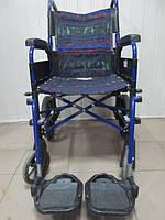 Инвалидная коляска б/у   ширина сиденья  43 см Англия