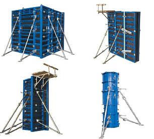 Стеновая опалубка для монолитного строительства
