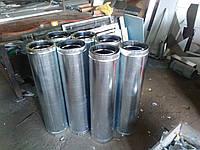 Дымоходы двустенные термоизоляционные ( дымоход сендвич)