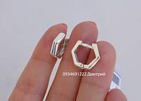 Срібні сережки арт. ММ21620