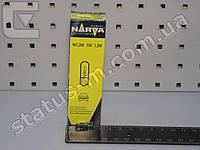 Лампа W1,2W 12V  1,2W  W2X4,6d (приборной панели) (пр-во NARVA)