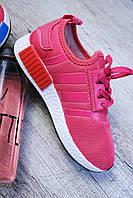 Кроссовки розовые стильные