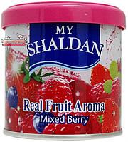 Освежитель гелевый MY SHALDAN ♨ аромат Mixed Berry  ✓ 80 гр. ⚠ Тайланд