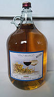 Vino Bianco белое сухое вино 5 л.