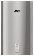 Бойлер Zanussi ZWH/S 80 Splendore Silver (80 литров, бак из нержавеющей стали), фото 1
