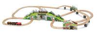 Деревянная железная дорога Melissa&Doug Горный туннель