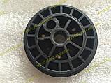 Шестерня моторедуктора(дворника) переднего стеклоочистителя с контактом Заз 1102 1103 таврия славута, фото 3