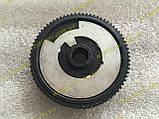 Шестерня моторедуктора(дворника) переднего стеклоочистителя с контактом Заз 1102 1103 таврия славута, фото 4