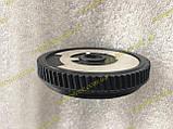 Шестерня моторедуктора(дворника) переднего стеклоочистителя с контактом Заз 1102 1103 таврия славута, фото 2