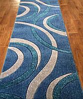 Ковровая дорожка Melisa 355 BLUE