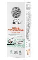 Детский защитный крем под подгузник ,органический Little Siberica ,75 мл