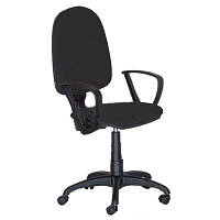 Кресло офисное Престиж Люкс А-1 черное