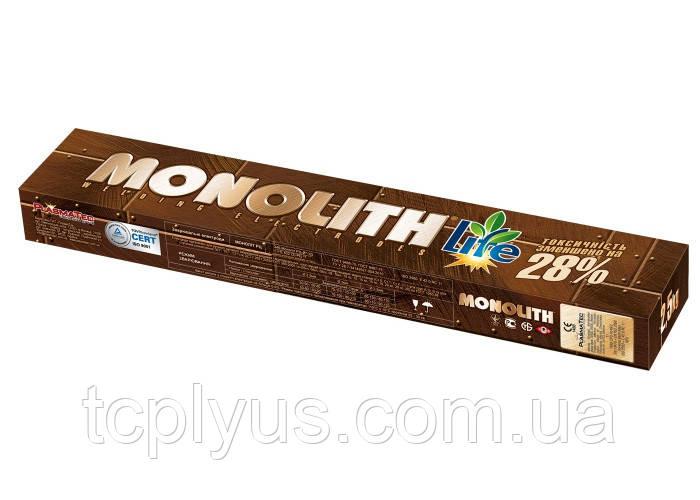Електроди зварювальні 3 мм Monolith