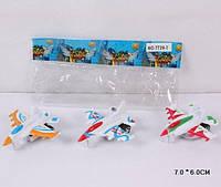 Набор самолетов инерц 7729-7
