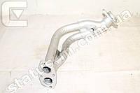 Труба приемная (штаны) Таврия 1102,Славута инжектор под катализ. (пр-во Украина)