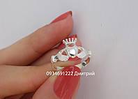 Серебряное кольцо Кладдахское, фото 1
