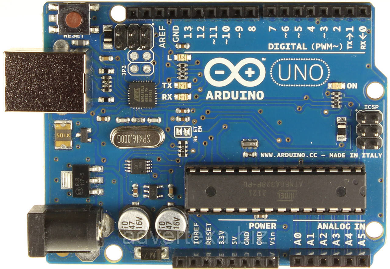 Arduino Uno R3 ATmega328P + ATmega8U2