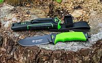 Нескладной нож с огнивом Ganzo G8012-LG