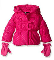Куртка  для девочки Rothschild (США) с варежками