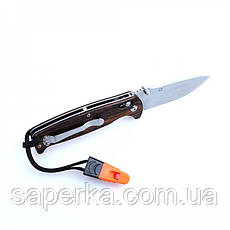 Нож складной карманный Ganzo G7412-WD1-WS, фото 3