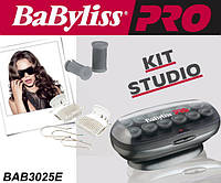 Babyliss BAB3025E Pro Hot Curler Электробигуди 12 шт\уп 38мм ,Доставка 0