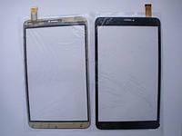 Сенсор для китайских планшетов 188х115мм, чёрный, ёмкостный, 20130610B
