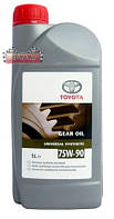 Масло трансмиссионное Toyota Gear Oil  GL-4/5 75W-90 ✔ 1л