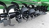 Почвофреза польская 2 метра - Bomet U540/2 с карданом, фото 6