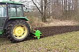 Почвофреза польская 2 метра - Bomet U540/2 с карданом, фото 7