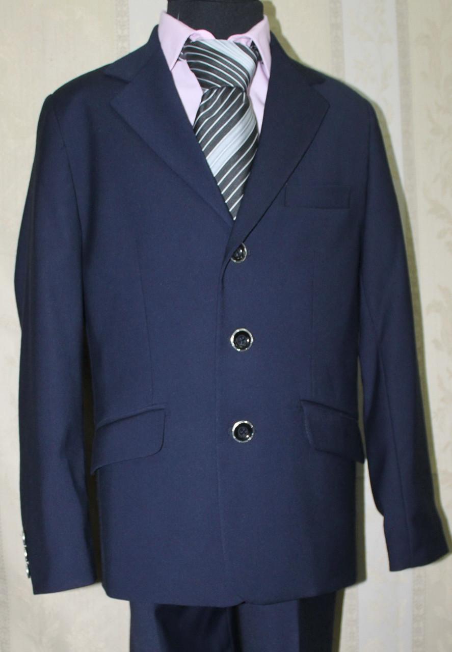 Школьная форма. Пиджак классический школьный для мальчика CARDINAL (Гимназия).