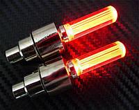 Неоновая подсветка на ниппель, красная