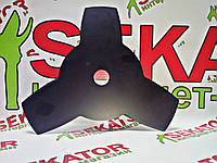 Нож (диск) для мотокосы 3-х лучевой 1,6*255