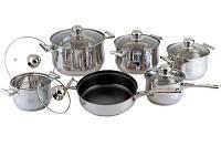 Набор посуды Bohmann  BH 1231 STF