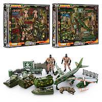 Игровой набор Военной техники 0210-40-7777-3