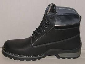 Зимові шкіряні черевики Kadar 3038, фото 2