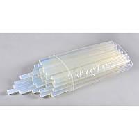 Клей силиконовый длинный 1 кг ( 33 палочки) Китай
