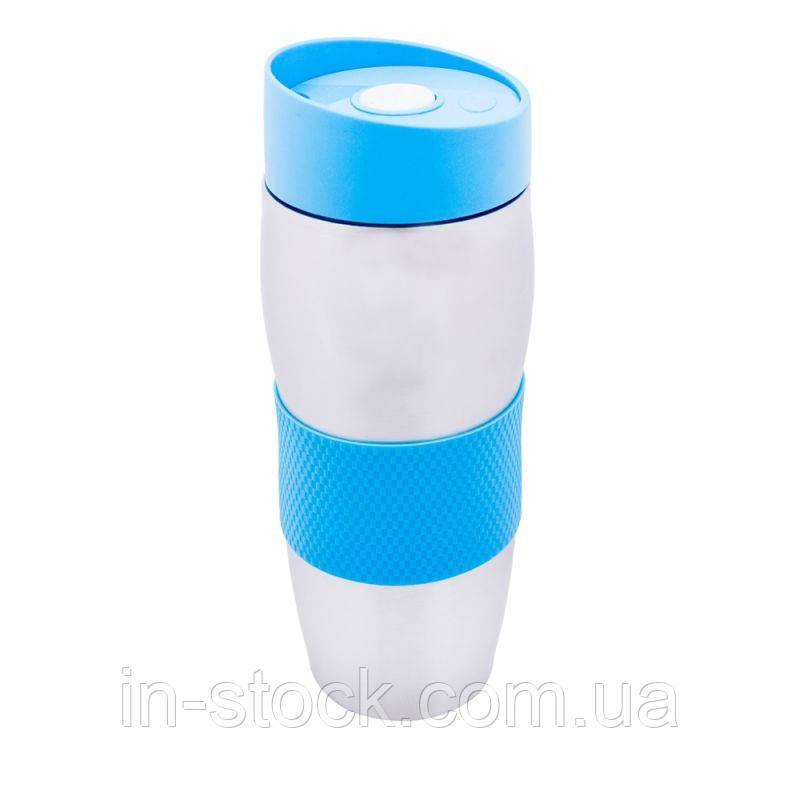 Термокружка Peterhof PH-12410 blue