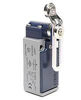Выключатель концевой с пластиковым роликом d=18mm и возможностью регулировки высоты (1НО+1НЗ)