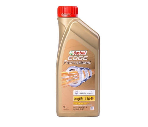 Моторное масло Castrol  EDGE PROFESSIONAL LL III 5W-30 1 л, фото 2