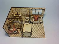 Ванная комната для pony, PetShop, Peppa, Пеппа, фото 1