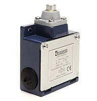 Выключатель концевой с металлической консолью и металлическим штырьком (1НО+1НЗ)