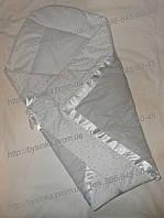 """Конверт-плед-одеяло на выписку новорожденного """"Звездочки"""""""