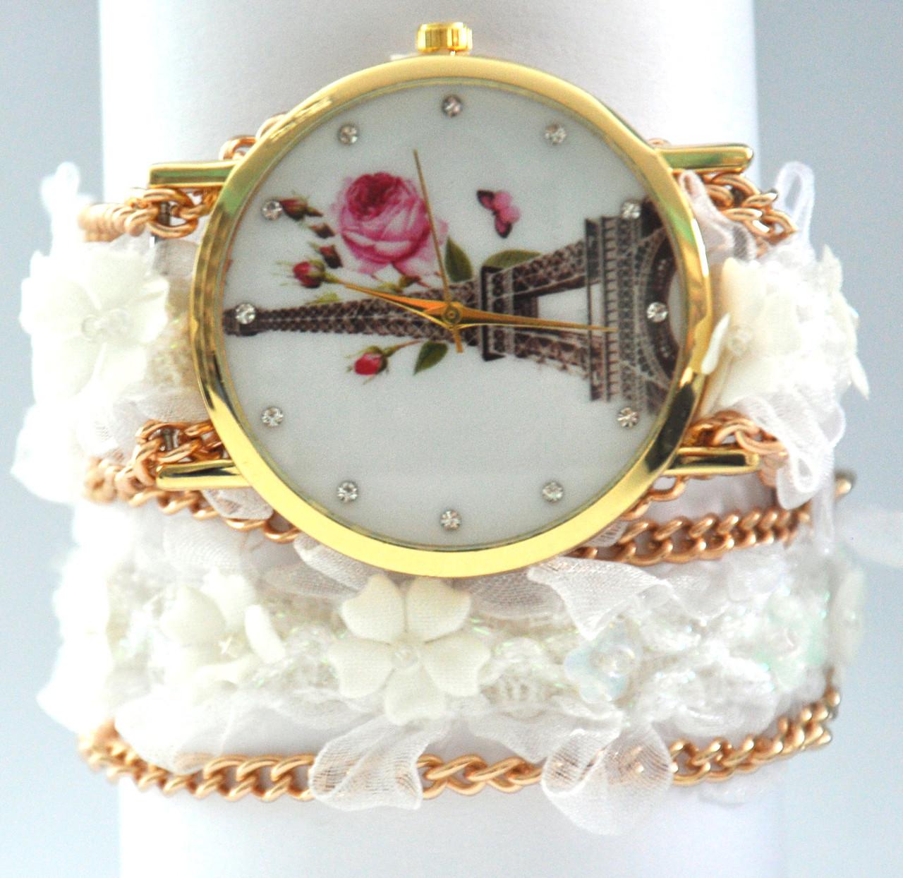 Часы с длинным ремешком  5014