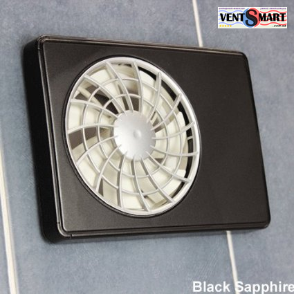 Внешний вид (фото, изображение) интеллектуального супертихого вентилятора для ванной Вентс іФан 100/125 белого цвета. Вентилятор обладает инновационнім дизайном, имеет крайне малое энергопотребление, обладает высокой продуктивностью и очень малым уровнем шума.