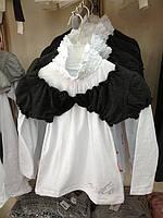 Детская одежда оптом Гольф нарядный с болеро для девочек оптом р.6-13лет, фото 1