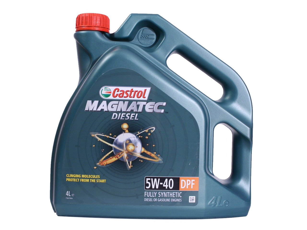 Моторное масло Castrol MAGNATEC 5W40 DPF 4 л