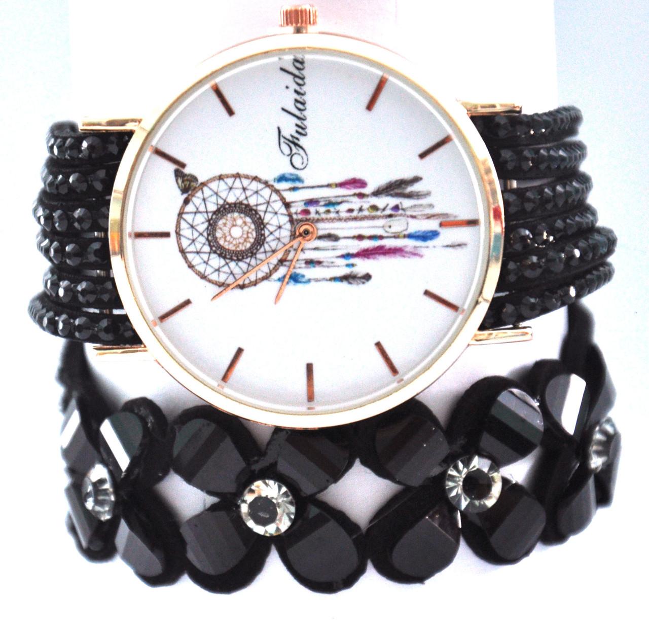 Часы с длинным ремешком  5030